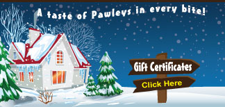 Get Carried Away Gift Certificates