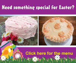 Click for the Easter Menu