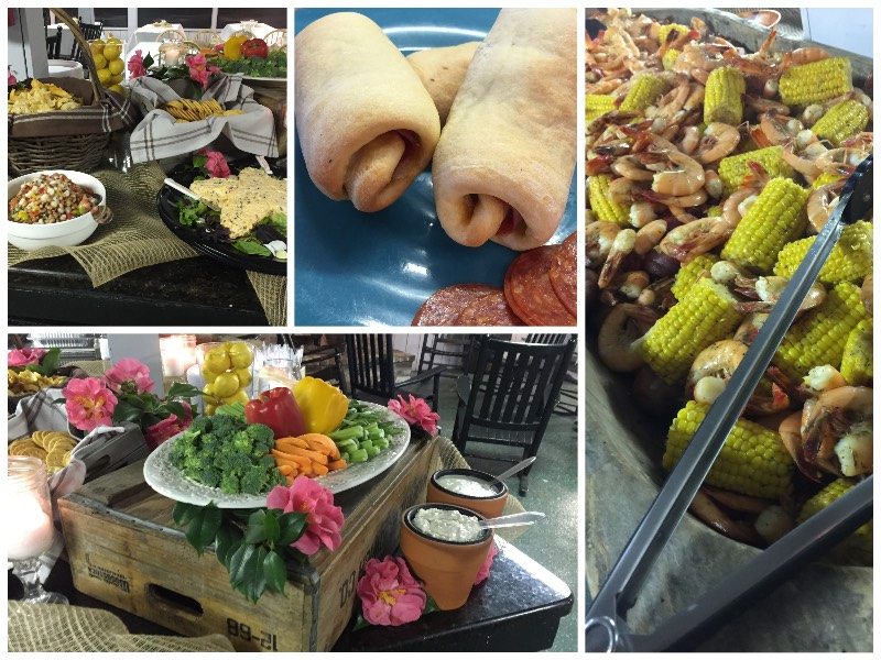 Get Carried Away Catering Services in Pawleys Island Grand Strand Caters