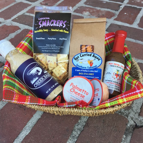 Gift Baskets for holiday gifts or any occassion