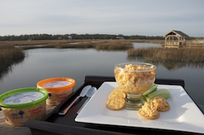 Palmetto Cheese Pimento Cheese with Soul!